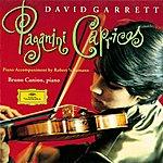 David Garrett Paganini: Caprices For Violin, Op.24