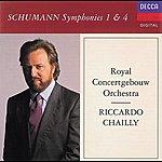 Royal Concertgebouw Orchestra Schumann: Symphonies Nos. 1 & 4