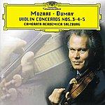 Augustin Dumay Mozart: Violin Concertos Nos.3-5