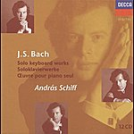 András Schiff Bach, J.S.: The Solo Keyboard Works (12 CDs)