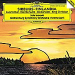 Gothenburg Symphony Orchestra Sibelius: Finlandia; Luonnotar; Karelia Suite