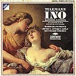 "Barbara Schlick Telemann: ""Ino""-Cantata; Overture In D Major"