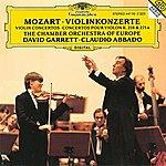 David Garrett Mozart: Violin Concerto No.7 K271a & No.4 K218