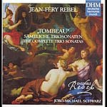 Re'bel Rebel: 7 Sonatas For Violines, Viola Da Gamba & Basso Continuo