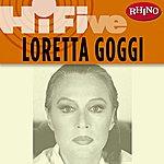 Loretta Goggi Rhino Hi-Five: Loretta Goggi
