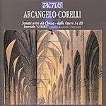 Aurora Corelli: Sonate E Tre Da Chiesa - Dalle Opere I E III