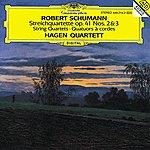 Hagen Quartett Schumann: String Quartet Op.41 Nos.2 & 3