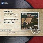 Maurizio Pollini Chopin: Piano Concerto No.1
