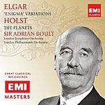 Sir Adrian Boult Elgar/Holst: Enigma & Planets