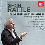 Sir Simon Rattle Simon Rattle Edition: The Second Viennese School