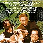 Daniel Barenboim Brahms: Double Concerto / Mendelssohn: Violin Concerto (Maestro)