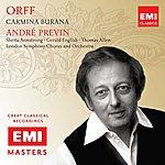 André Previn Orff: Carmina Burana