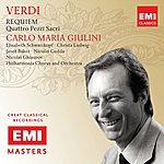Carlo Maria Giulini Verdi: Requiem & Four Sacred Pieces