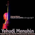 Rudolf Kempe Brahms: Violin Concerto In D Major