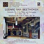 Prague Symphony Orchestra Beethoven: Piano Concerto No. 3, Symphony No. 8