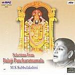 M.S. Subbulakshmi Sri Annamacharya Samkirtan V.1-M.S Subbl