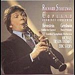 Richard Stoltzman Copland: Clarinet Concerto; Music Of Gershwin, Bernstein & Jenkins-Douglas