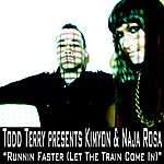 Todd Terry Runnin Faster (Let The Train Come In) Trax Xp