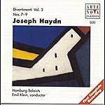 Emil Klein Haydn: Divertimenti Vol. 3