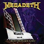Megadeth Rust In Peace Live (Ealbum)