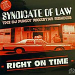 Syndicate Of Law Right On Time
