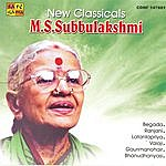 M.S. Subbulakshmi M.S.S - New Classicals