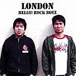 London Hello! Rock Boyz - Single