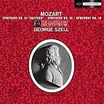 George Szell Mozart: Symphonies No. 35 In D Major K385; No. 39 In E-Flat Major K.543 & No. 40 In G Minor K550