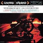 Fritz Reiner Tchaikovsky: Overture Solennelle, 1812, Op. 49; Marche Slave, Op. 32