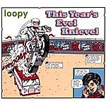 Loopy This Year's Evel Knievel