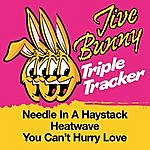 Jive Bunny & The Master Mixers Jive Bunny Triple Tracker: Needle In A Haystack / Heatwave / You Can't Hurry Love