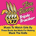 Jive Bunny & The Master Mixers Jive Bunny Triple Tracker: Music To Watch Girls By / These Boots Are Made For Walking / Mack The Knife