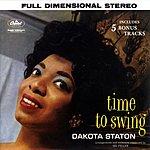 Dakota Staton Time To Swing