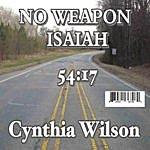 Cynthia Wilson No Weapon