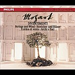 Academy Of St. Martin-In-The-Fields Chamber Ensemble Mozart: Divertimenti For Strings & Wind (5 CDs, Vol.4 Of 45)