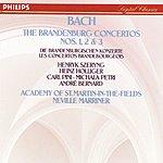 Academy Of St. Martin-In-The-Fields Bach, J.S.: Brandenburg Concertos Nos.1,2 & 3
