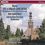 Ton Koopman Haydn: The 6 Organ Concertos (2 CDs)