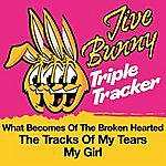 Jive Bunny & The Master Mixers Jive Bunny Triple Tracker: What Becomes Of The Broken Hearted / The Tracks Of My Tears / My Girl