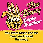 Jive Bunny & The Master Mixers Jive Bunny Triple Tracker: You Were Made For Me / Twist And Shout / Runaway