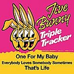 Jive Bunny & The Master Mixers Jive Bunny Triple Tracker: One For My Baby / Everybody Loves Somebody Sometimes / That's Life