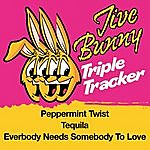 Jive Bunny & The Master Mixers Jive Bunny Triple Tracker: Peppermint Twist / Tequila / Everbody Needs Somebody To Love