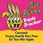 Jive Bunny & The Master Mixers Jive Bunny Triple Tracker: Carwash / Young Hearts Run Free / So You Win Again