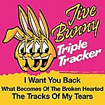 Jive Bunny & The Master Mixers Jive Bunny Triple Tracker: I Want You Back / What Becomes Of The Broken Hearted / The Tracks Of My Tears