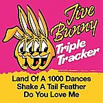 Jive Bunny & The Master Mixers Jive Bunny Triple Tracker: Land Of A 1000 Dances / Shake A Tail Feather / Do You Love Me