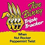 Jive Bunny & The Master Mixers Jive Bunny Triple Tracker: When / Nut Rocker / Peppermint Twist