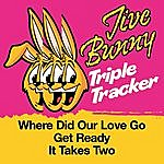 Jive Bunny & The Master Mixers Jive Bunny Triple Tracker: Where DID Our Love Go / Get Ready / It Takes Two