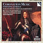 Harry Bicket Coronation Music For King James II