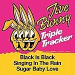 Jive Bunny & The Master Mixers Jive Bunny Triple Tracker: Black Is Black / Singing In The Rain / Sugar Baby Love