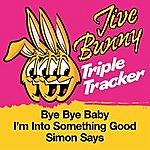 Jive Bunny & The Master Mixers Jive Bunny Triple Tracker: Bye Bye Baby / I'm Into Something Good / Simon Says