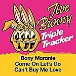 Jive Bunny & The Master Mixers Jive Bunny Triple Tracker: Bony Moronie / Come On Let's Go / Can't Buy Me Love
